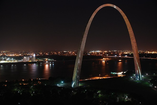 St. Louis is one big family when there is something to celebrate. - COURTESY FLICKR/ TONY FAIOLA