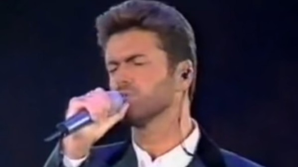 A touring tribute to George Michael is coming to St. Louis. - SCREEN GRAB FROM YOUTUBE