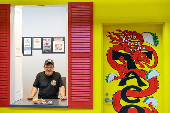 Kalbi Taco Shack moved from its Cherokee Street location to be part of City Foundry. - HOLDEN HINDES
