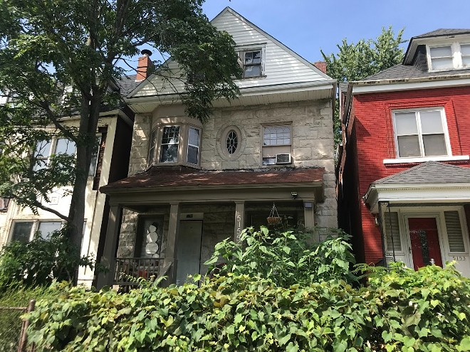 Elizabeth Cooke extended her 3-week stay in an Airbnb to four months, an organizer says. - RYAN KRULL