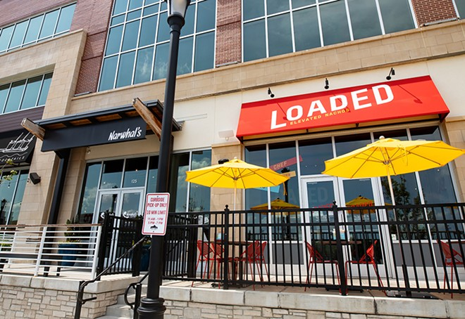 Loaded took over the space next to its sister establishment, Narwhal's Crafted, in St. Charles - MABEL SUEN