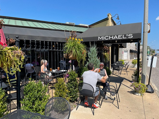 Michael's Bar & Grill is a Maplewood mainstay. - ANDY PAULISSEN