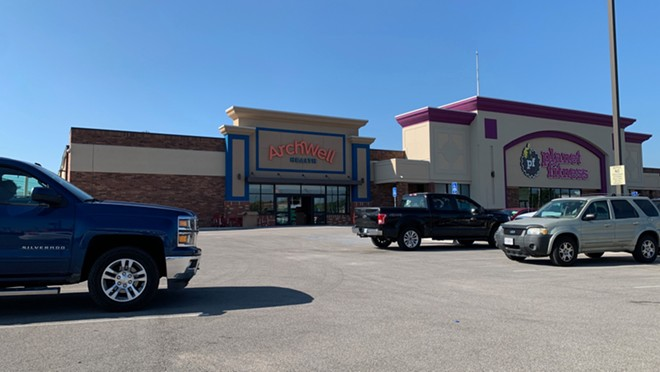 ArchWell Health of South City is located right next to the Planet Fitness near the corner of Chippewa Street and South Kingshighway Boulevard. - JAIME LEES