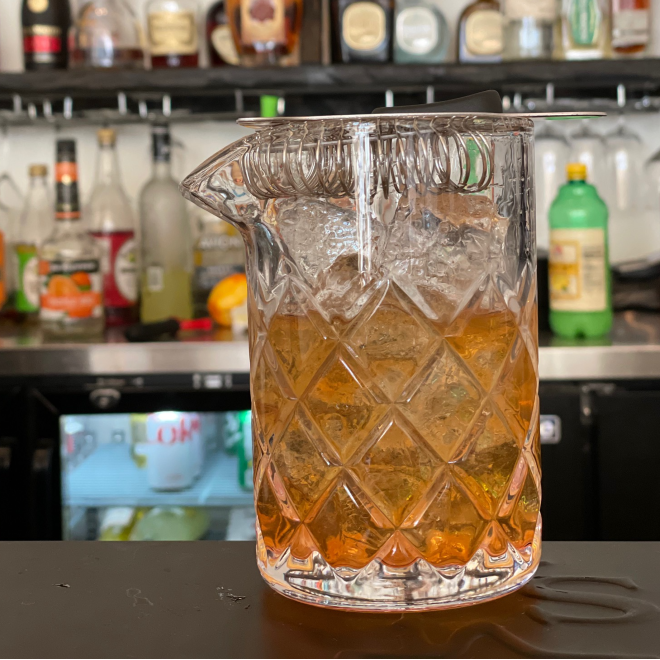 Whisky on Washington is a celebration of all things whisky. - COMPLIMENTS OF WHISKY ON WASHINGTON