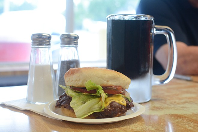 The magic of burgers and root beer live on at Carl's Drive-In. - ANDY PAULISSEN