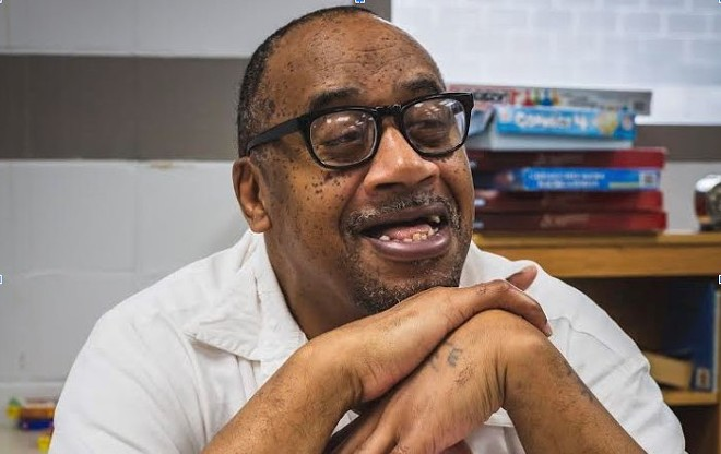 Ernest Johnson was executed by the State of Missouri on Oct. 5 - JEREMY WEIS