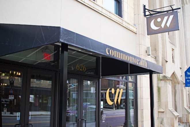 Commonwealth is now open inside the Angad Arts Hotel. - CHERYL BAEHR