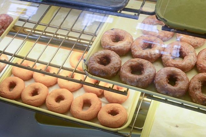 Doughnut Cupboard has been a north county institution for 46 years. - ANDY PAULISSEN