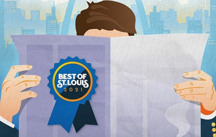 The people's champions shine in the 2021 Best of St. Louis Readers' Choice. - ILLUSTRATION BY ALAURA MYERS