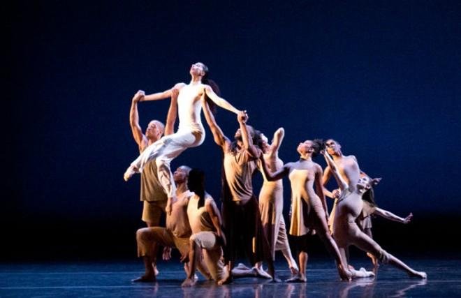 Last year's New Dance Horizons IV celebrated St. Louis' legendary black artists. - COURTESY OF DANCE ST. LOUIS