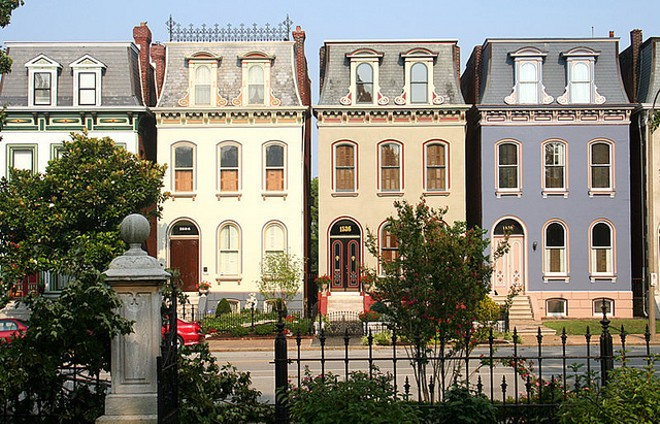 Lafayette Square is a history buff's dream. - PHOTO COURTESY OF FLICKR/THE.URBANOPHILE
