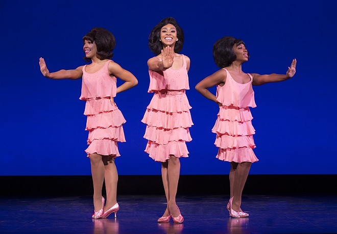 Motown the Musical is here. - FIRST NATIONAL TOUR (C) JOAN MARCUS