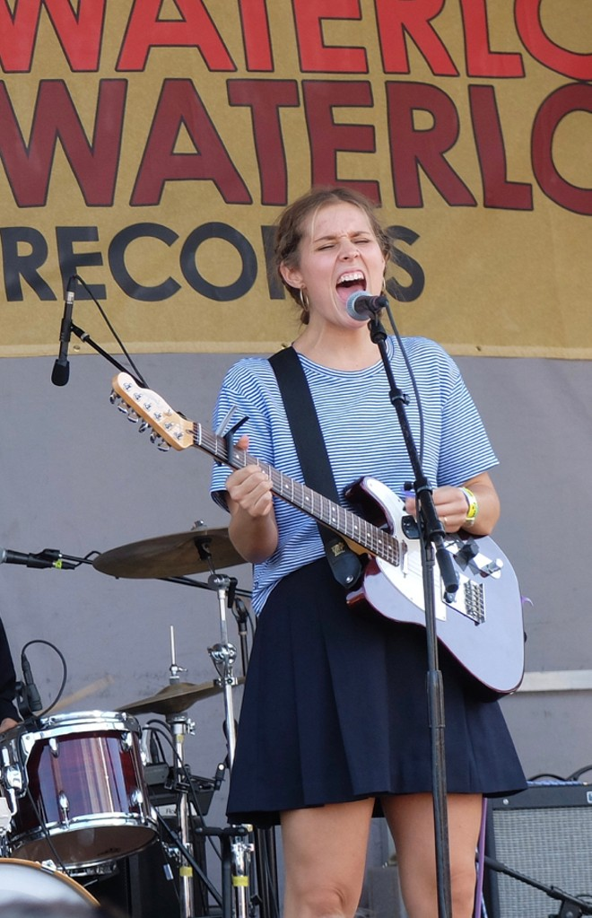 Middle Kids at Waterloo Records - DANA PLONKA