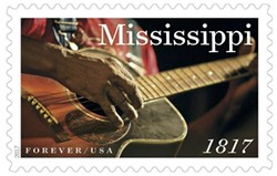 THE MISSISSIPPI STATEHOOD FOREVER STAMP.