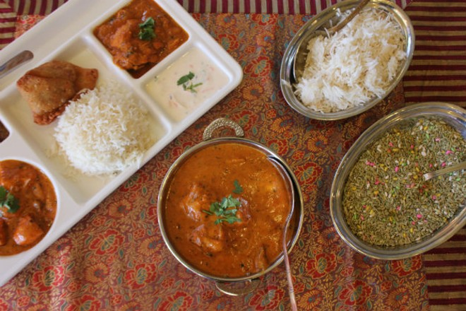 Spice of india brings punjabi cuisine to north central st for 7 spice indian cuisine
