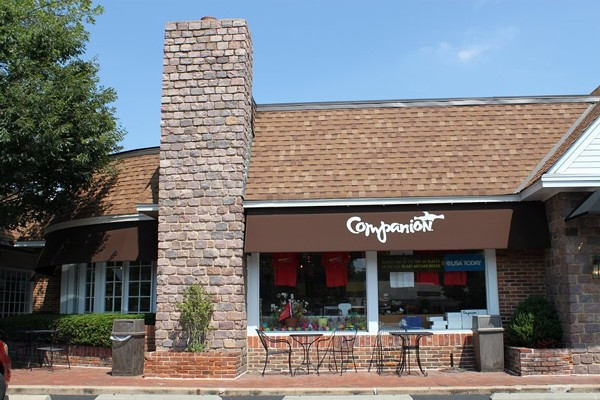 The former home of Companion Bake House and Cafe will become a fast-casual Mediterranean restaurant. - RFT FILE PHOTO