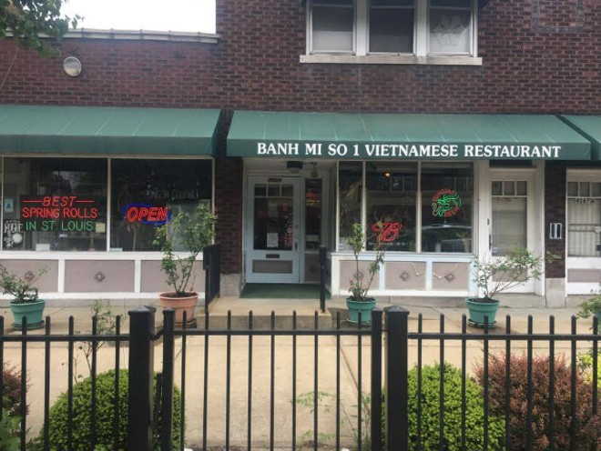 No need to worry. Banh Mi So is open for business. - CHERYL BAEHR