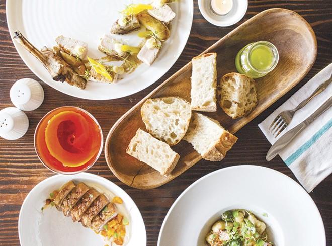 Randolfi's: one of 40 restaurants we love in 2017. - PHOTO BY MABEL SUEN