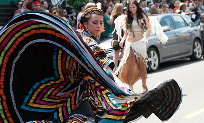 It's Cinco de Mayo on Cherokee Street. You know what to do. - JON GITCHOFF