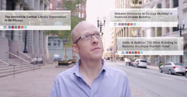 Alex Ihnen was the face of NextSTL.com — and its recent Kickstarter campaign. - IMAGE VIA SCREENGRAB