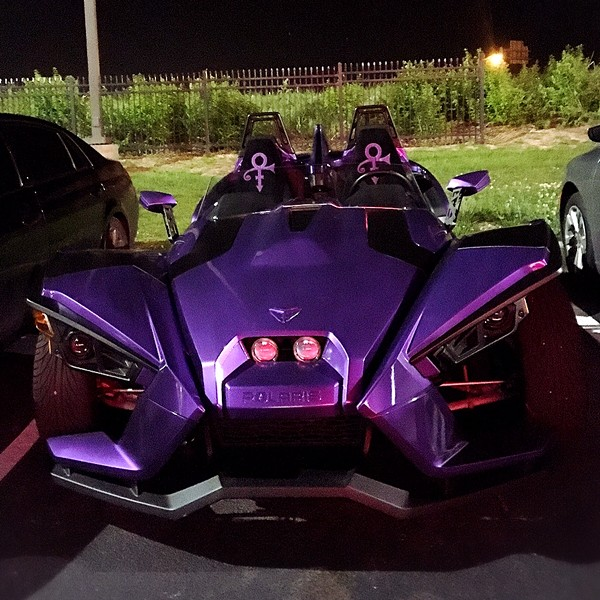 The Princemobile? - PHOTO PROVIDED BY A FRIEND OF RFTMUSIC