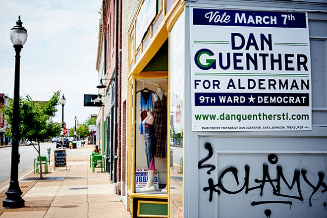 In the last two years, the old guard representing the neighborhood has lost seats on the Board of Alderman, the Democratic central committee and in the Missouri House of Representatives. - PHOTO BY STEVE TRUESDELL