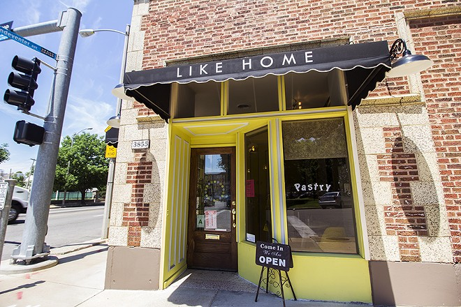 Like Home is located in Grand Center. - PHOTO BY MABEL SUEN