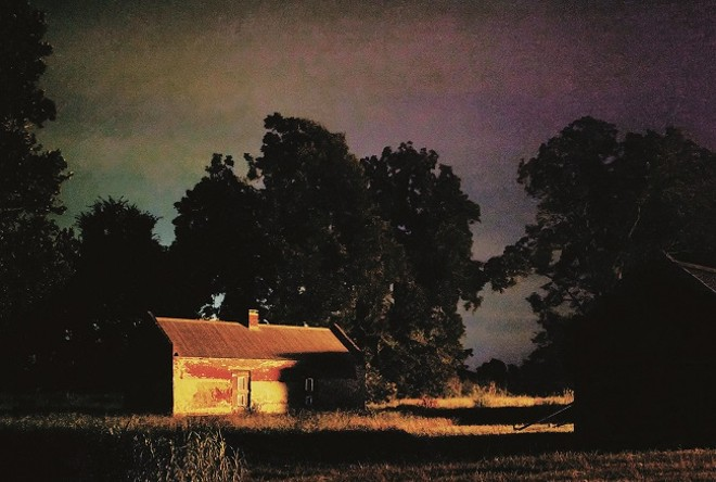 Decision to Leave. Magnolia Plantation on the Cane River, Louisiana, 2013. - JEANINE MICHNA-BALES