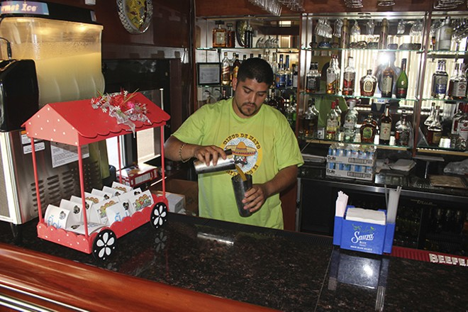 Mariachi's II has thrived in Bevo Mill​, says Fredy Guijosa​. - DOYLE MURPHY