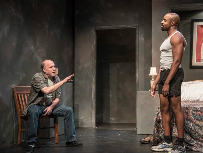 St. Louis Actors' Studio's LaBute New Theater Festival takes place Thursday through Saturday. - PHOTO COURTESY OF PATRICK HUBER.