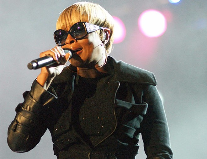Mary J. Blige will perform at Fox Theatre on Wednesday, September 13. - PHOTO BY MUSICISENTROPY/FLICKR