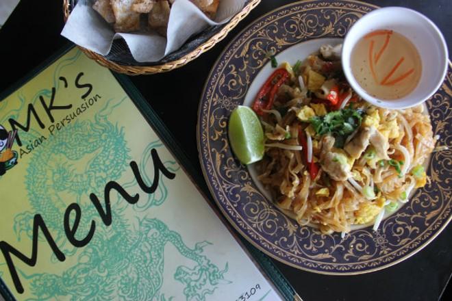 MK's Asian Persuasion brings southeast Asian cuisine to Southampton. - CHERYL BAEHR