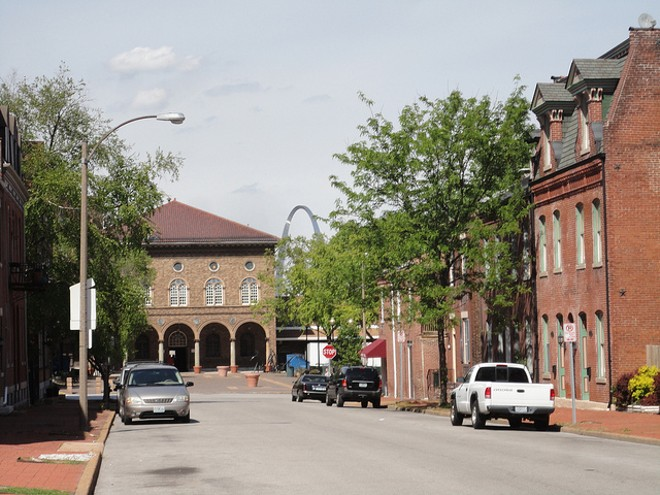 New city guidelines say thriving areas like Soulard should no longer get tax abatement higher than 75 percent for five years. But that's not what's happening. - PHOTO COURTESY OF FLICKR/PAUL SABLEMAN