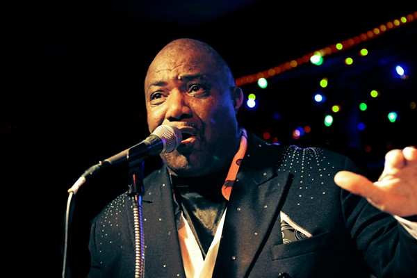 Local soul powerhouse Gene Jackson released his debut album, 1963, through Blue Lotus. - PHOTO BY BOB BAUGH