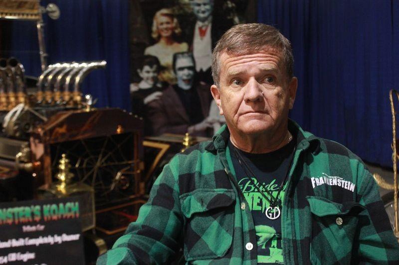 Former child star Butch Patrick at 64. - PHOTO BY DOYLE MURPHY