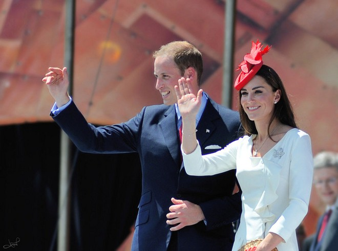 Despite what you may have read on kmov.com, Prince William is not skipping over his father to take the throne. - PHOTO COURTESY OF FLICKR/TSAI PROJECT