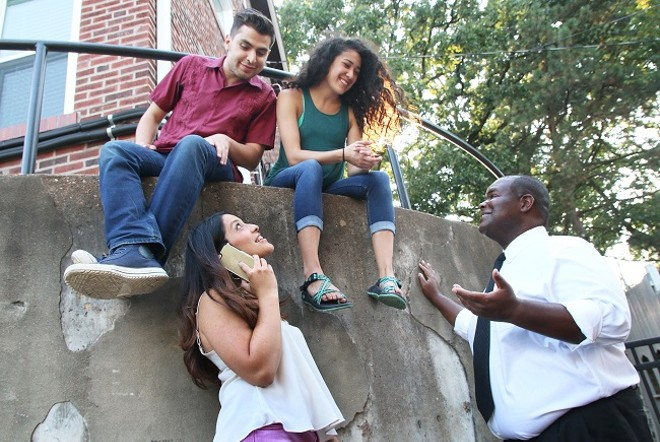 R-S Theatrics performs In the Heights this weekend. - AUTUMN RINALDI