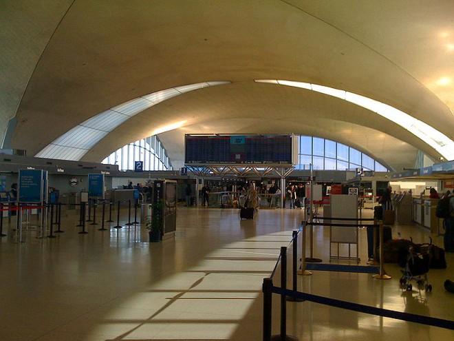 The main terminal at Lambert International Airport. - PHOTO COURTESY OF FLICKR / MATTHEW HURST