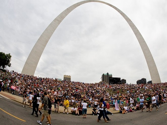 Get ready to see this again. - PHOTO BY STEW SMITH