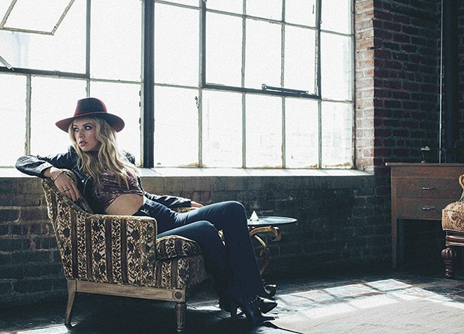 ZZ Ward. - PHOTO VIA HOLLYWOOD RECORDS.