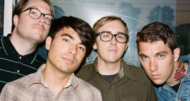 Joyce Manor will perfom at the Ready Room on Thursday, November 16. - PRESS PHOTO VIA GROUND CONTROL TOURING