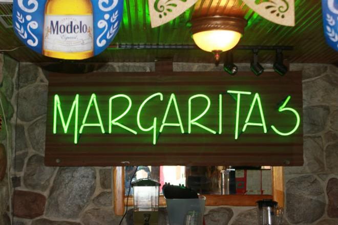 Salinas 2 offers several varieties of margaritas. - CHERYL BAEHR
