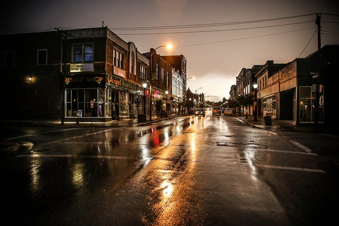 A section of Cherokee Street will be dedicated Calle Cherokee. - PHOTO COURTESY OF FLICKR/PAUL SABLEMAN