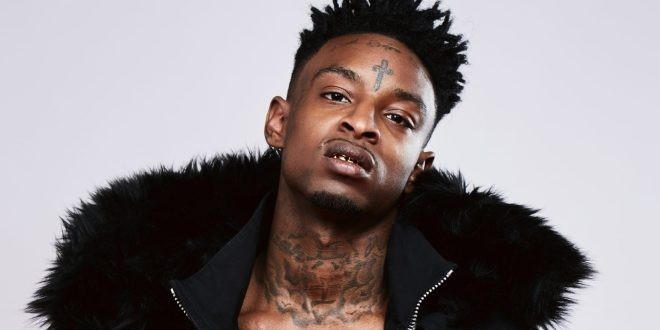21 Savage will perform at Pop's on Friday, December 8. - PRESS PHOTO