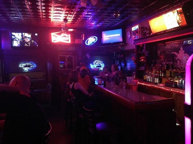 The Silverleaf Lounge. - PHOTO BY DOYLE MURPHY