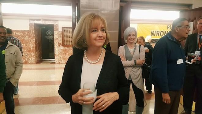 Mayor Lyda Krewson. - DANNY WICENTOWSKI