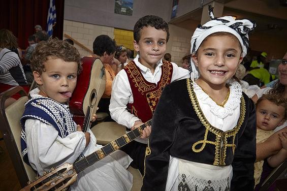 The Greek Festival at St. Nicholas. - STEVE TRUESDELL