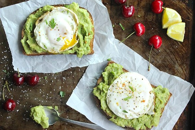 An essential hipster food group: avocado toast. - PHOTO COURTESY OF FLICKR / MEG H