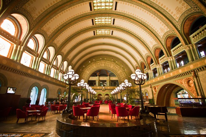 The Union Station hotel lobby is a stunner. - COURTESY OF FLICKR/PETE