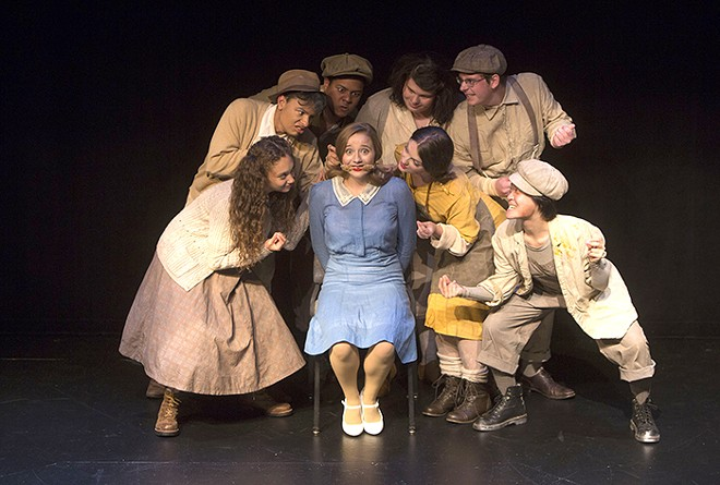 Urinetown the Musical is at Wash U this weekend. - JERRY NAUNHEIM JR/WASH U